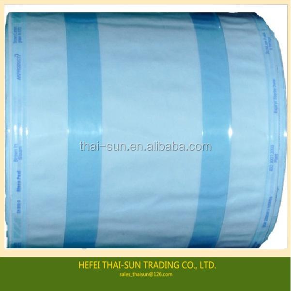 60gsm Blue Autoclave Sterilization Crepe Paper /sterilization Csr ...