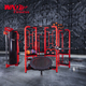 A8001 Super Multi-station Integrated Exercise Machine/multi gym/Cross fit
