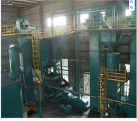 Molding Casting Machine/clay sand foundry molding line/green sand foundry molding line