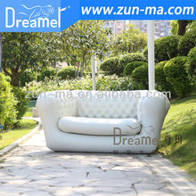 Inflatable couch air sofa for cooler