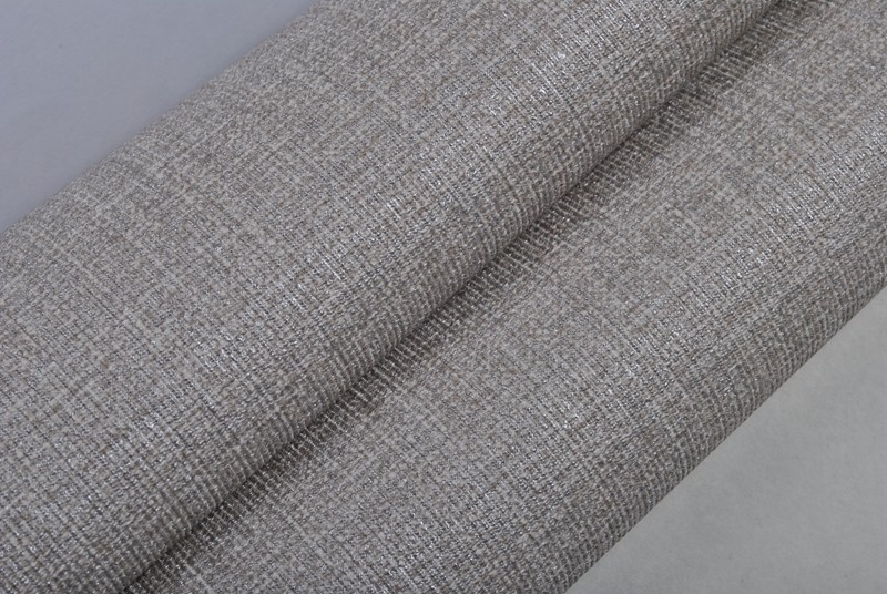 Wholesale solid gray non adhesive vinyl wall covering for Cheap plain grey wallpaper