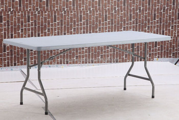 garden furniture long wide folding table 200 90 74cm barbecue party