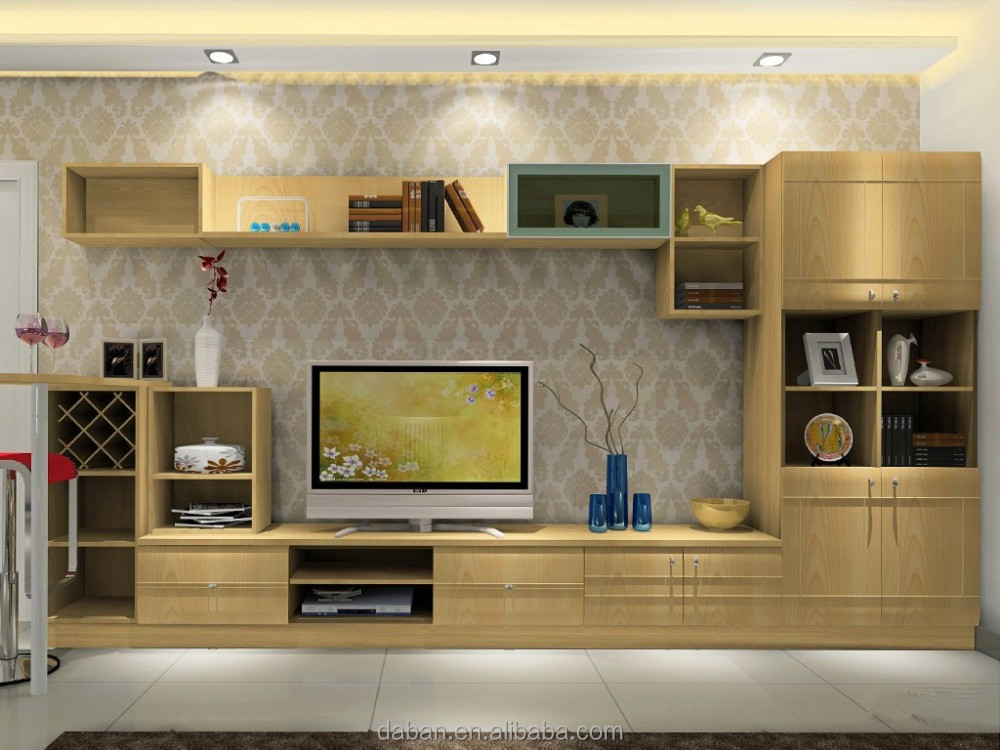 Modern Design Tv Cabinet/tv Kabinet/mirror Tv Cabinet - Buy Tv ...