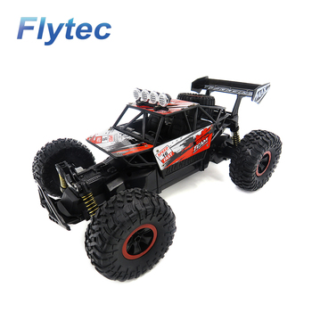 Flytec SL-156A  High Speed Radio Remote Control Off-road RC Buggy Truck Car Racing Vehicles Car Toy