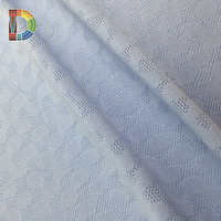 China Mill 100% Polyester High Quality Jacquard knitted Fabric