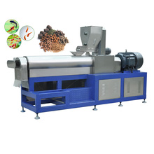 mini tilapia floating fish feed pellet extruder machine price
