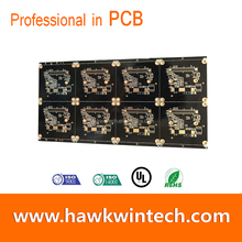 ENIG Finshed pcb Immersion Gold FR4 Circuit Board