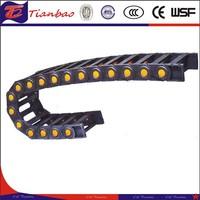 Flexible CNC Conveyor Drag Cable Wire Plastic energy drag Chain