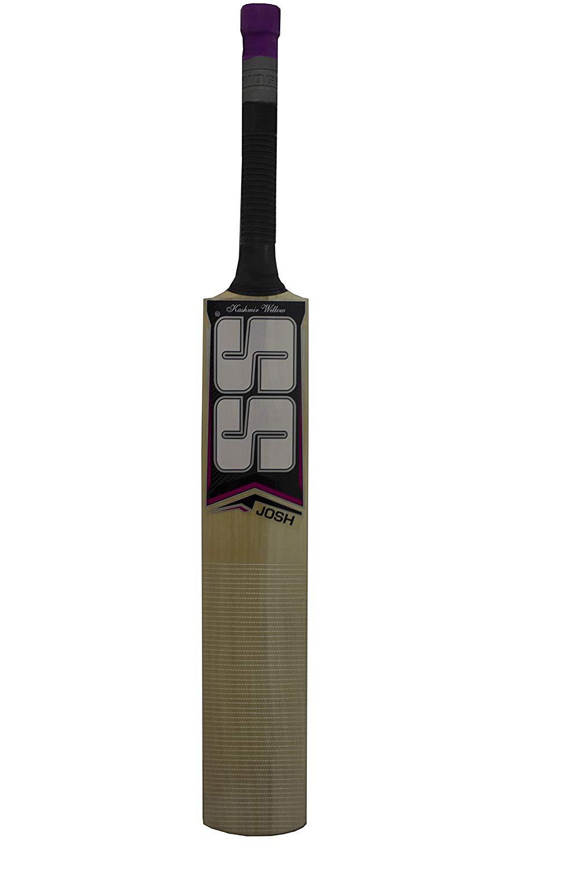 SS Josh Kashmir Willow Cricket Bat SH (Color May Vary)
