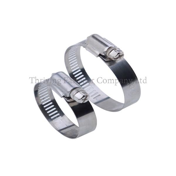 Zebra hose clamps stainless steel heavy duty