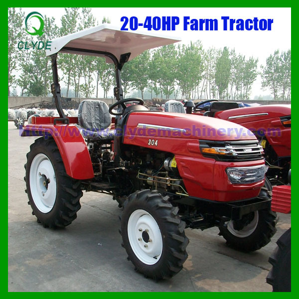 2017 New China Mini Tractor 50 Hp 4wd For Sale