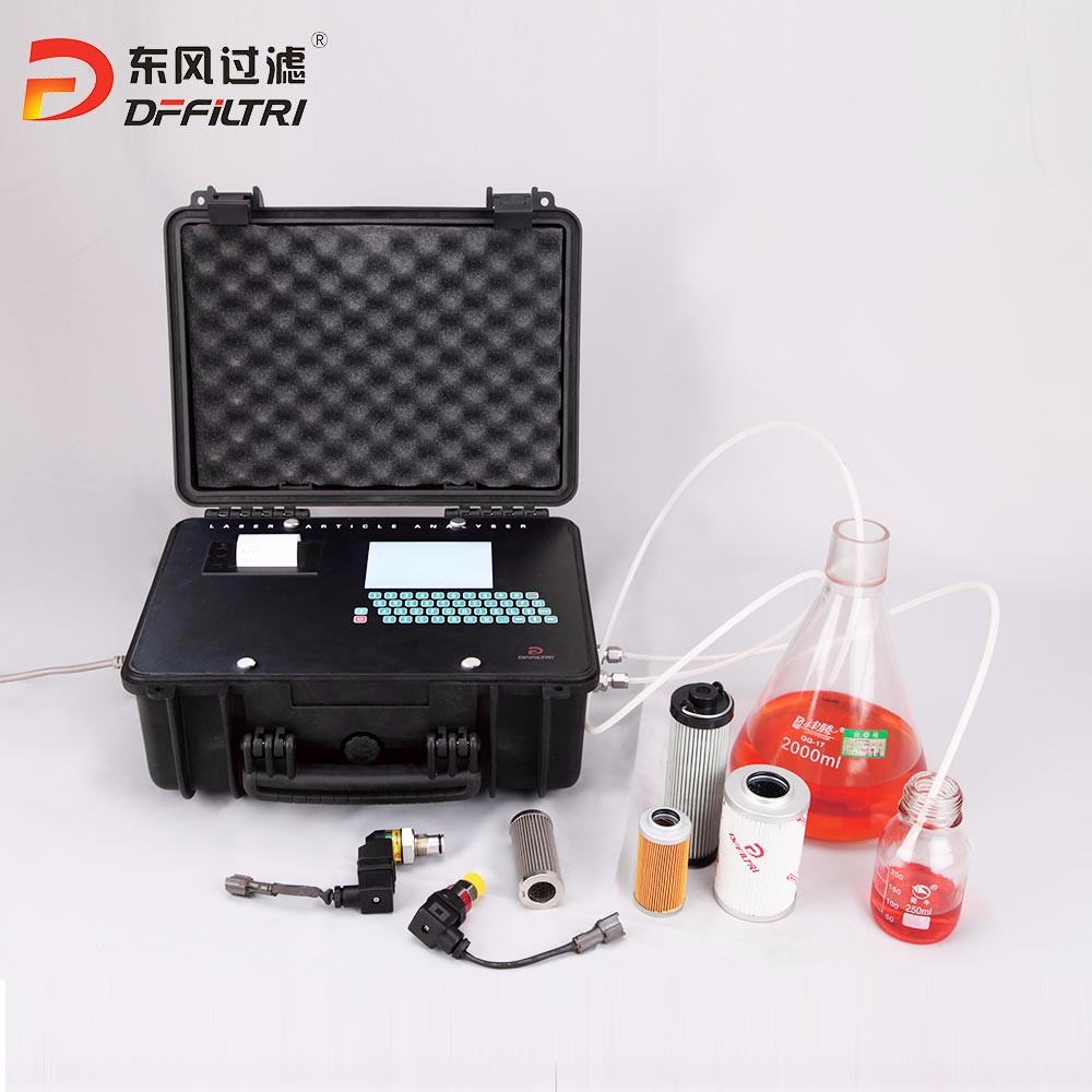 Factory manufacturer hydraulic oil testing N(c)-6 general industrial equipment