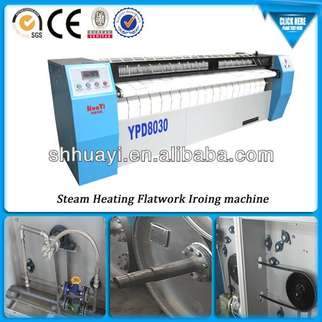 auto steam pressing iron laundry machine types of ironing machine