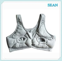 Physical therapy heating hot cold microwaveable Nursing Bra