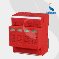 High Quality SPD, Electrical Over-voltage power surge protector (SP-C20/4)