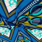 high elastic polyester spandex swimwear sublimation print fabric