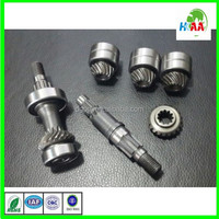 Customize forging steel input shaft gearbox auto parts vehicle car spare parts