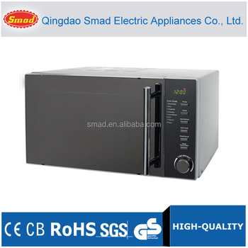 20l 220v 50hz Mid Size Counter Top Portable Microwave Oven