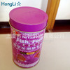 Embossing round pet food tin container, cat dog food tin containers