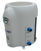 New Air to water heating cooling high efficiency pool pump
