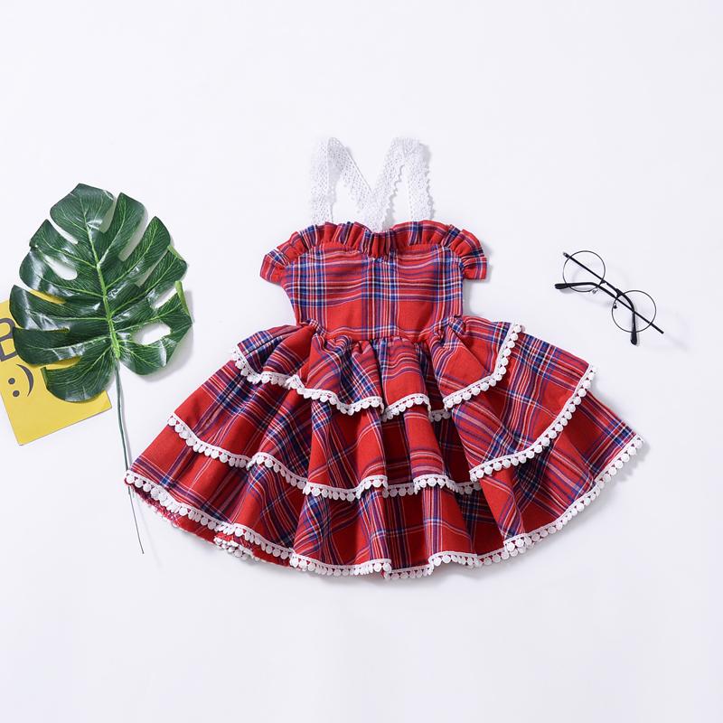 ff85a4004c95 China little girls cotton dresses wholesale 🇨🇳 - Alibaba