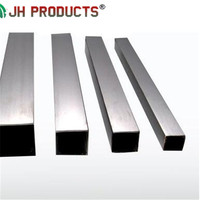 16mm shaped angle stainless steel square bar