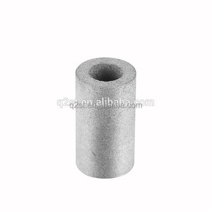 Stainless steel porous cup shape sintered metal filter