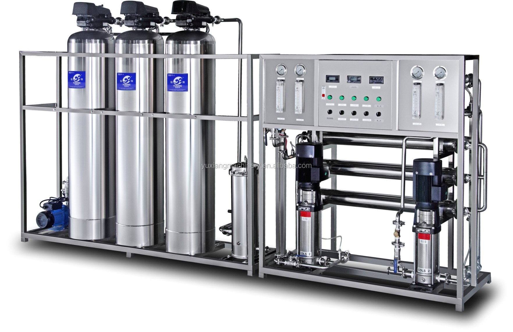 Ro water purifier machine/water treatment/industry water filter