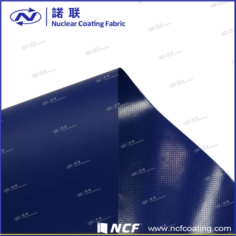 China manufacture fire resistant tarpaulin