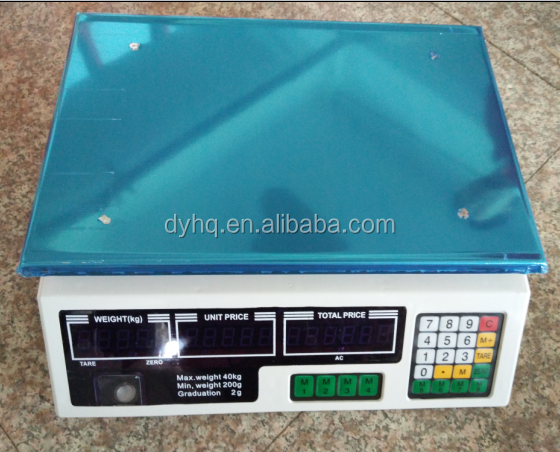 Top sale table electronic scale