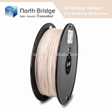 Kexcelled high strength 3mm 1.75mm skin abs pla ldpe 3d printer filament