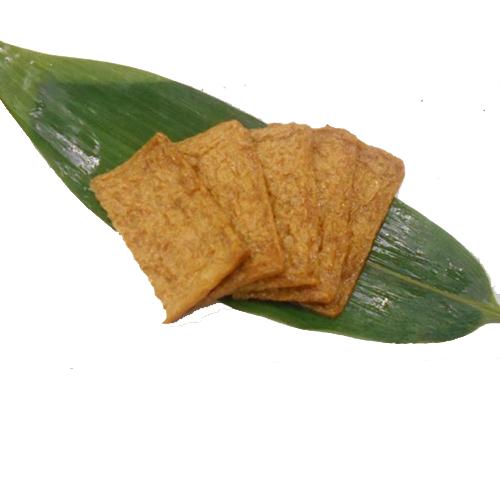100% Japanese Health Tofu Snacks Chubu-style Inari oily bean curd