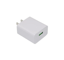 Charger Adapter QC3.0 QC 3.0 voor Huawei Xiaomi Samsung Apple Vivo Oppo Mobiele Telefoon Mobiele Telefoon Oplader