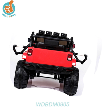 Wdbdm0905 Kids Ride On Cars With The Parent Control Remote For