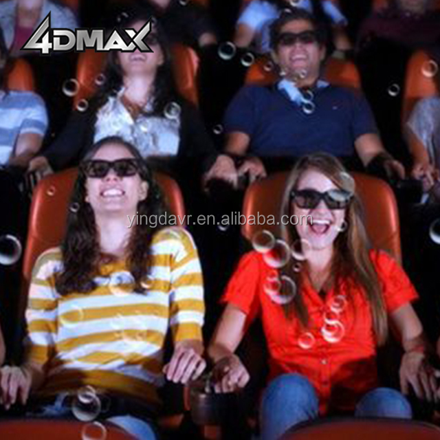 factory price new technology 5d 3dof cinema motion seat