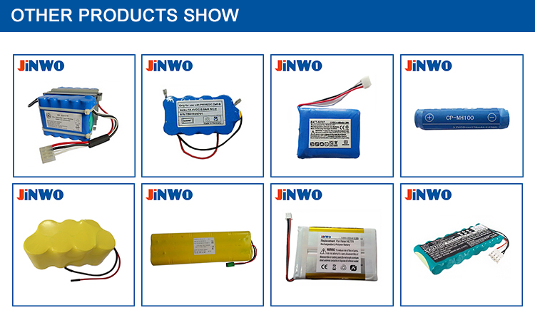 JINWO Replacement Battery for VS1 VS2+ SureSigns Monitor