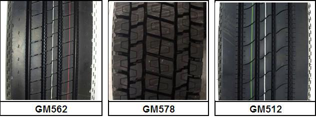 Gm Rover Truck Tire 215/75r17.5 235/75r17.5 265/70r19.5 275/70r22 ...