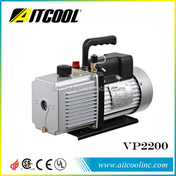 High Power Air Conditioning Two Stage Vacuum Pump Manufacturer ...
