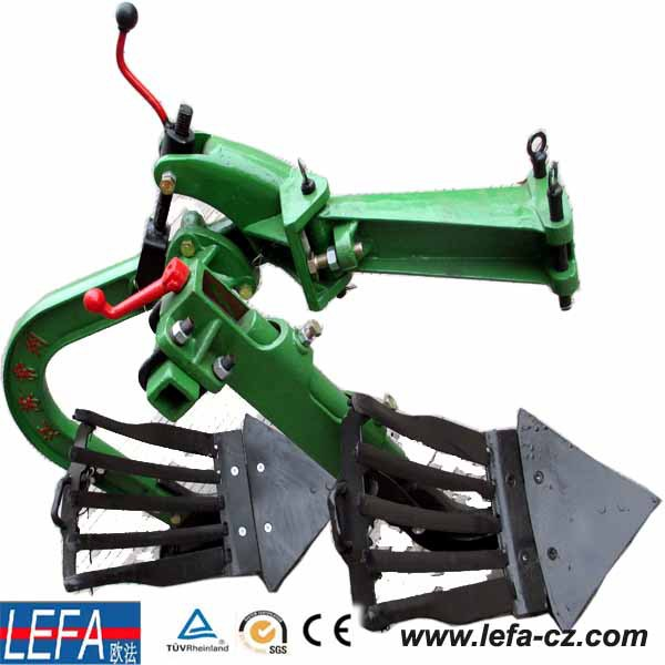 For Chinese Walking Tractor Simple Double Furrow Ridger Plough ...
