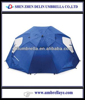 All Kinds Beach Umbrella Pop Up Tent