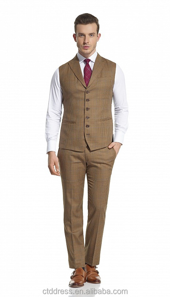 2015 Australia Style Wedding Suit Waistcoat And Pants In Summer ...