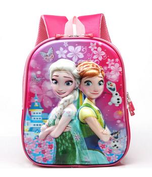 3d School Bag Kids School Bag Frozen School Bag