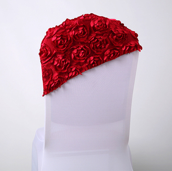 Marvelous Red Colour Stain Rosetta Chair Cap For Wedding Spandex Chair Cover Buy Chair Cover Spandex Chair Cover Lycra Chair Cover Product On Alibaba Com Gmtry Best Dining Table And Chair Ideas Images Gmtryco