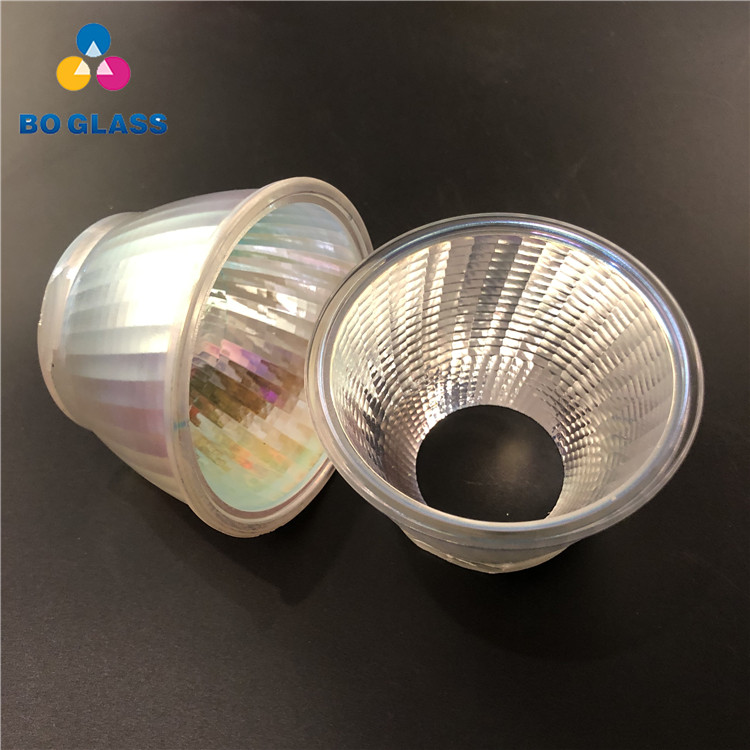 New Design Customized Multi-Function 포물선 Led 이색 (gorilla Glass) Reflector