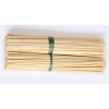 100% natural high quality handmade heat resistance bamboo skewer for sale