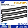 original personality off road led roof light bar 6000k c.r.e.e led driving light bar 31.5inch curved for SUV ATV