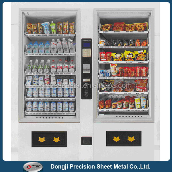 OEM Coffee Vending Machine with coffee