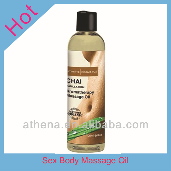Best Sexual Massage Oil
