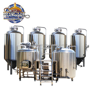 Micro Beer Brewing Used Unitank Fermentation Tank 10 bbl Conical Fermenter for Beer Brewery