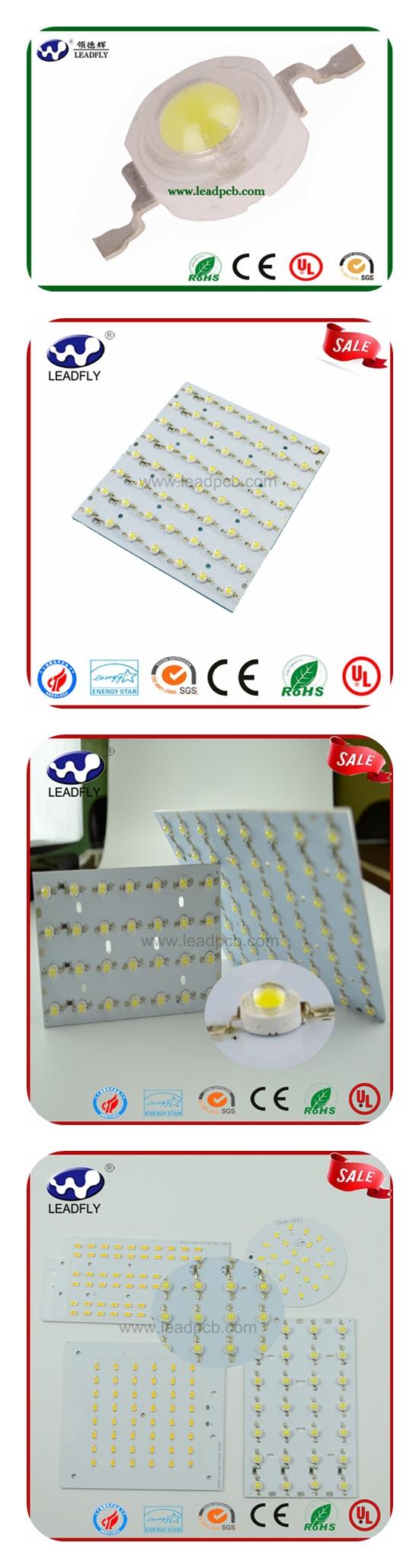 Newest Design Circuitpcb Assemblied Ssc5630 Chip Alu Tube 94v0 Pcb Led Circuit T5 T8